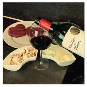 Wine pre-meal 2 WO