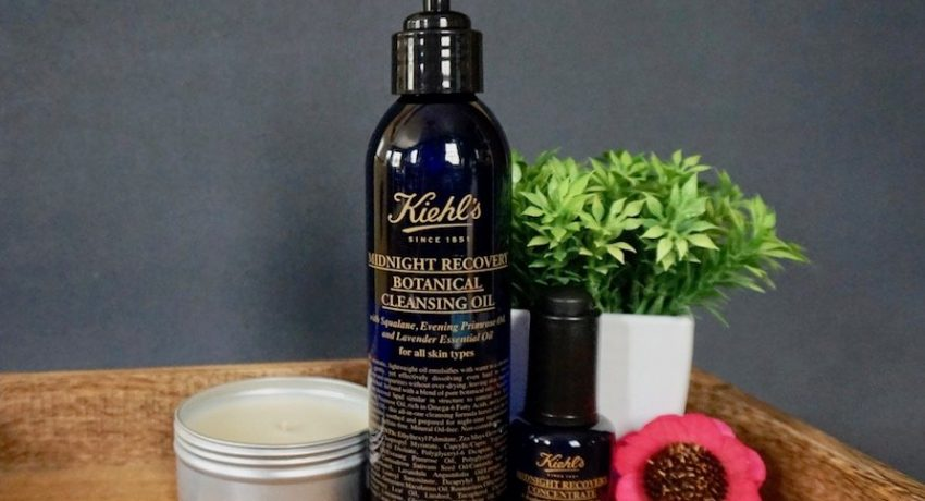 Keihls Midnight Recovery Botanical Cleansing Oil2